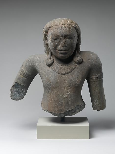 Yaksha, possibly Kubera
