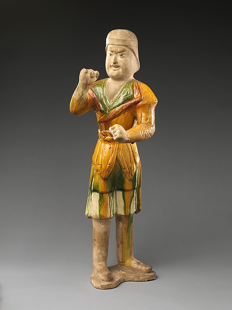 Figure of a Groom