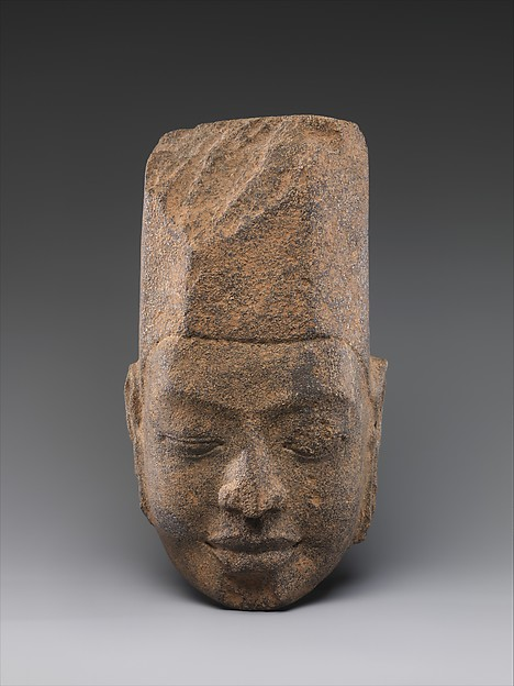 Head of Krishna (?)