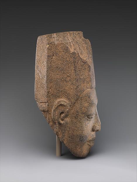Head of Krishna (?)
