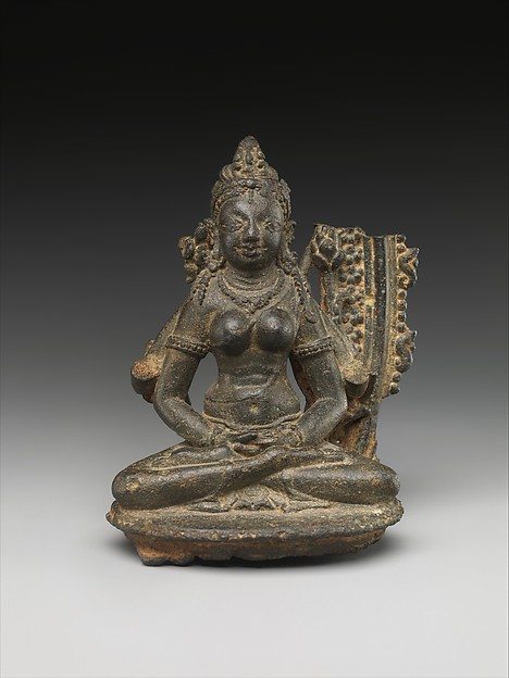 Seated Multi-Armed Tara (The Buddhist Savioress)