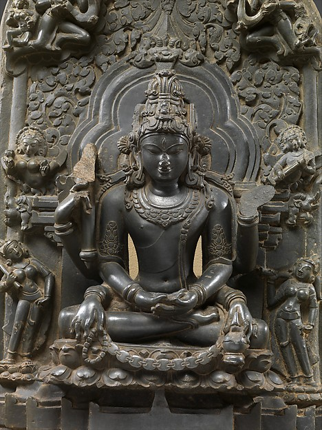 Shiva as Mrityunjaya, the Conquerer of Death
