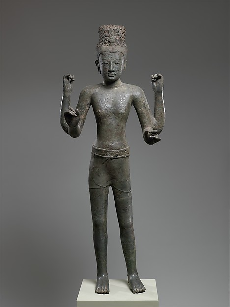 Four-armed Avalokiteshvara, the Bodhisattva of Infinite Compassion