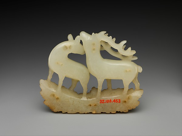 Ornament with Deer