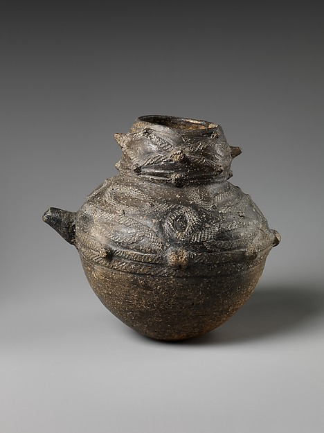 Spouted Vessel