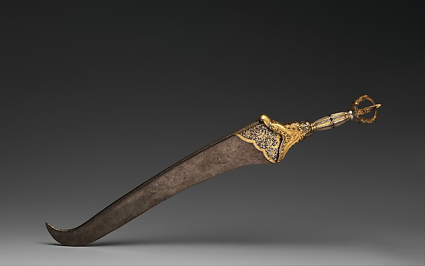 Vajra Flaying Knife