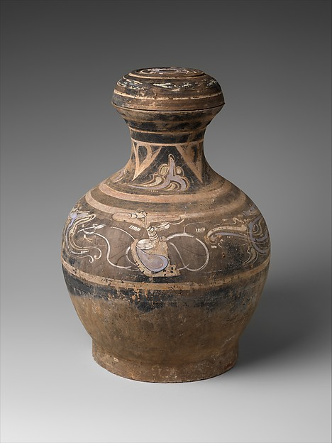 Covered Jar (Hu)
