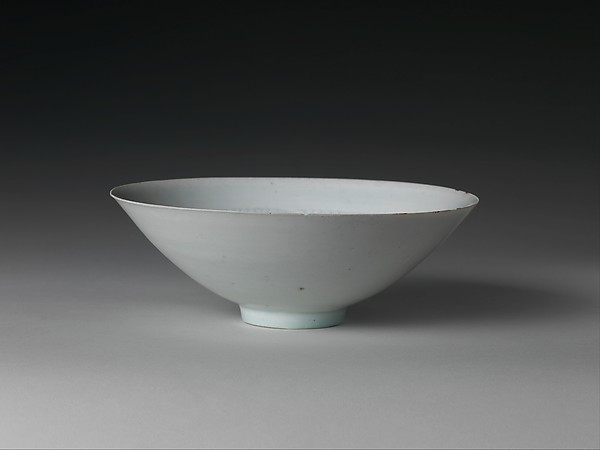 Bowl with Boys and Foliage