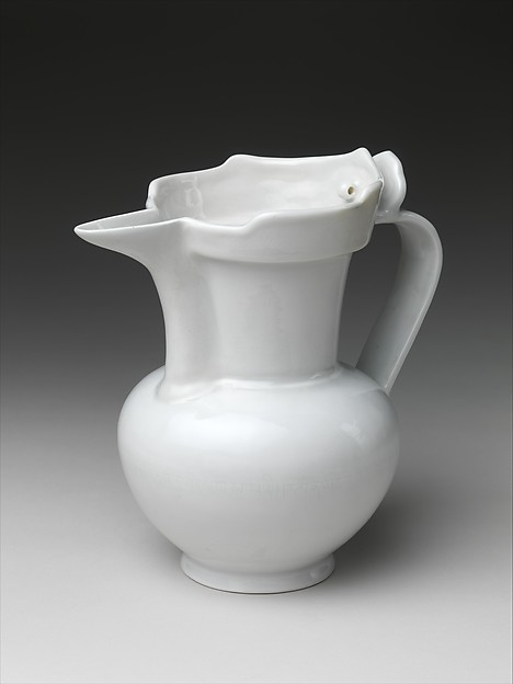 Ewer in the Shape of a Tibetan Monk's Cap