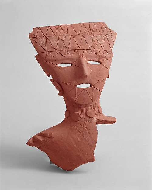 Haniwa (Hollow Clay Sculpture) of a Shaman