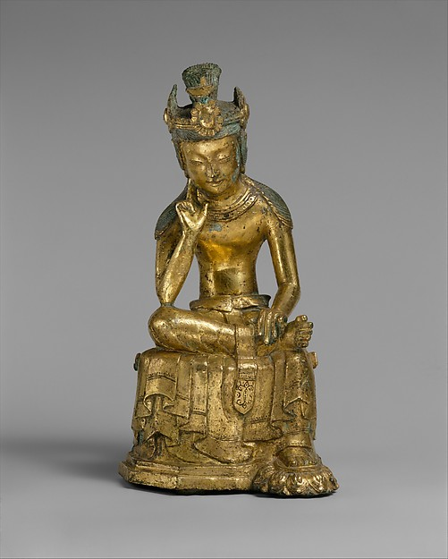 Pensive Bodhisattva