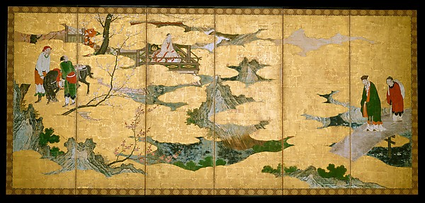 商山四皓・蘇東坡風水洞