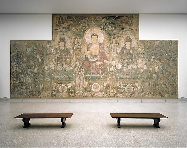 薬師佛<br/>Buddha of Medicine Bhaishajyaguru (Yaoshi fo)