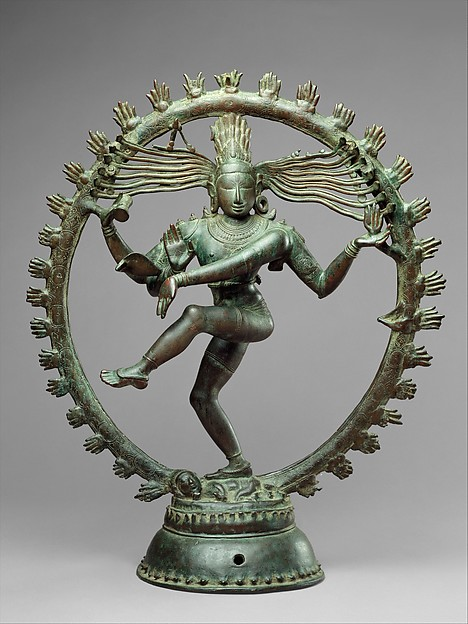 Shiva as Lord of Dance (Nataraja)