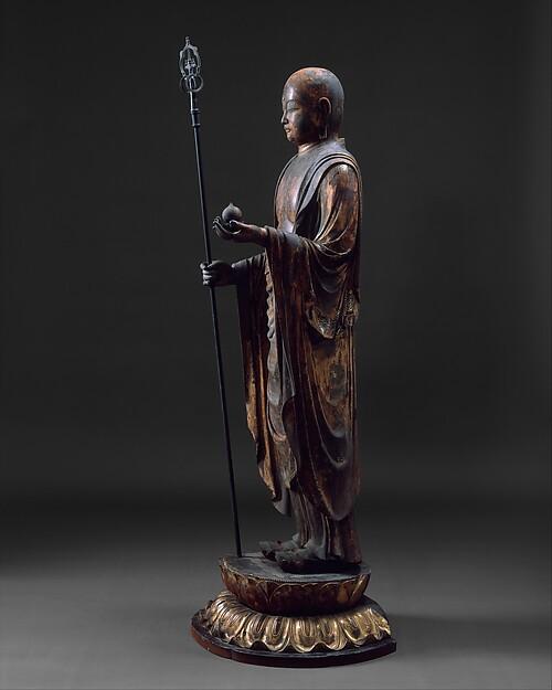 地蔵菩薩像 <br/>Jizō