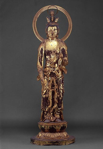 Eleven-Headed Kannon (Ekadashamukha)