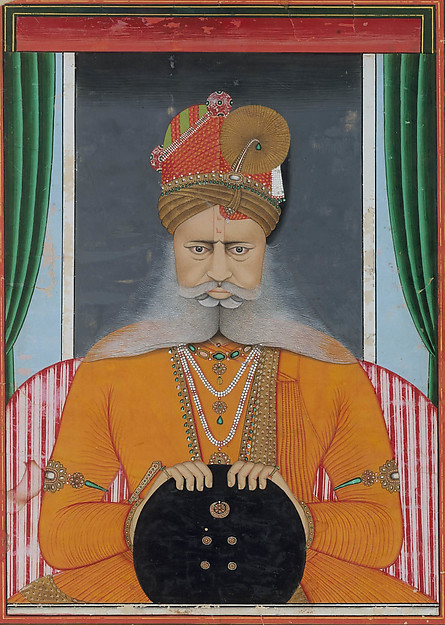 Maharaja Sardar Singh of Bikaner