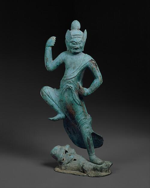 蔵王権現立像 <br/>Zaō Gongen