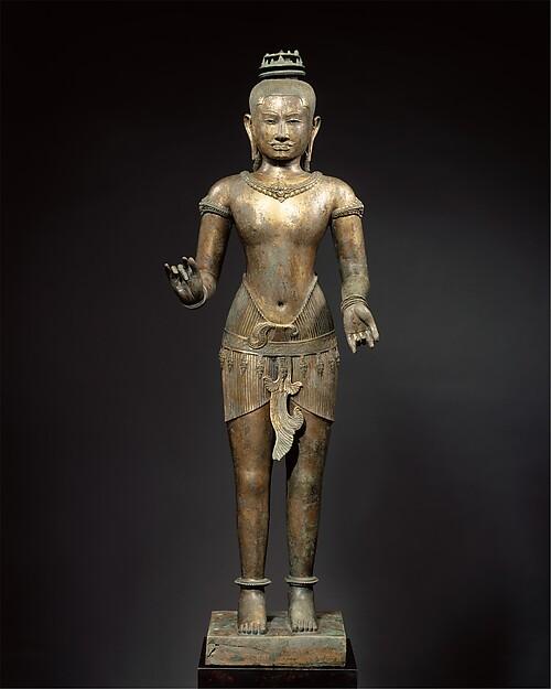 Standing Shiva (?)