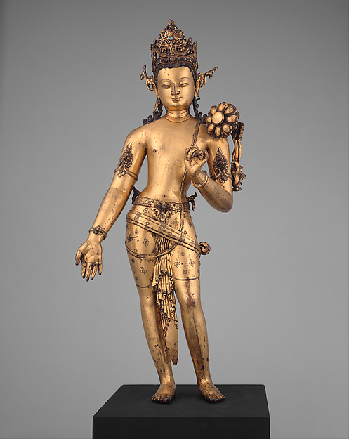 The Bodhisattva Padmapani Lokeshvara