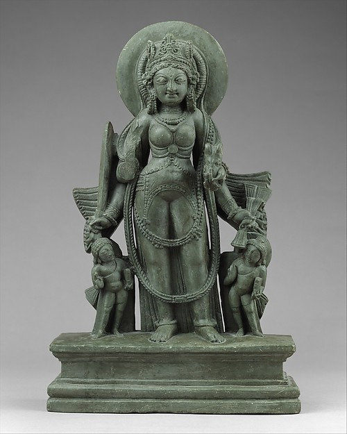 Standing Four-Armed Goddess Durga