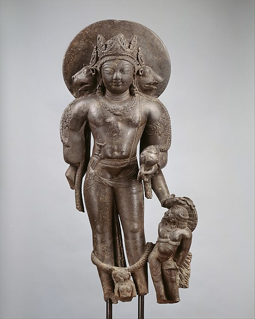 Vishnu as Para Vasudeva-Narayana