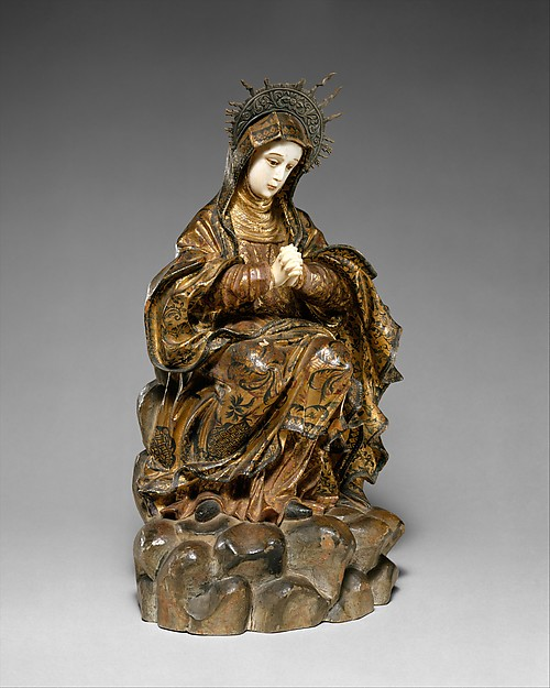Mater Dolorosa (Mourning Virgin)