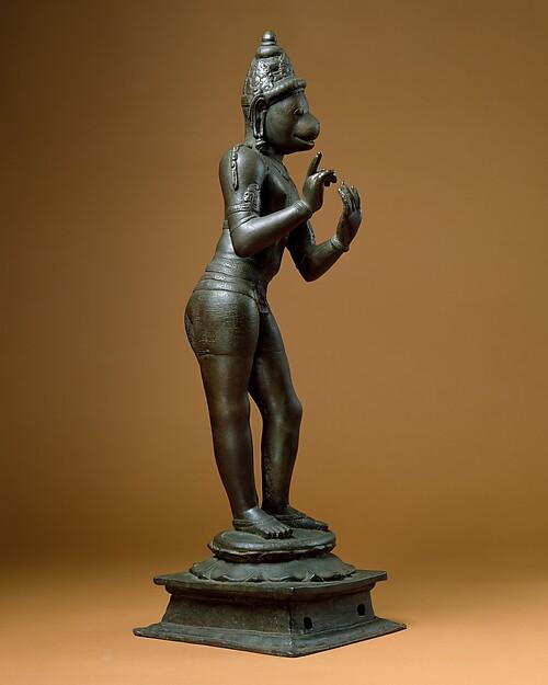 Hanuman Conversing
