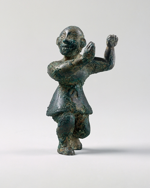 Standing Figure of a Nomad