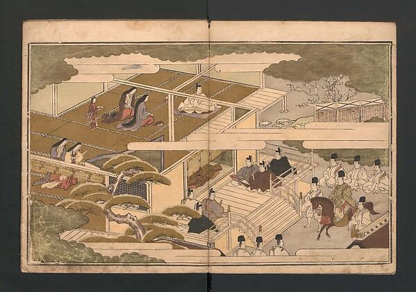 絵本和歌夷 「龢謌夷」<br/>Picture Book with Playful Poems for the Young God Ebisu