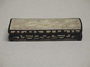 Belt plaque