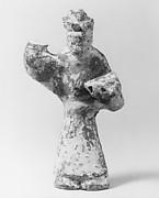 Figure of a Standing Musician