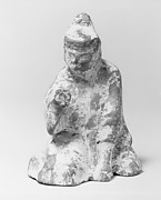 Kneeling Figure of Musician or Dancer