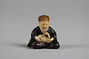 Netsuke of Jurōjin
