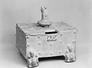 Alms box