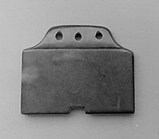 Girdle pendant