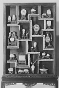 Vitrine Containing Twenty-Three Ornaments