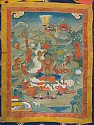 The Great Renunciation of Siddhartha
