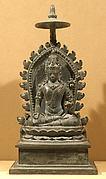 Seated Bodhisattva Maitreya, the Buddha of the Future