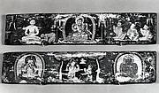 Pair of Hindu Manuscript Covers