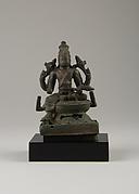Seated Vishnu