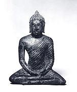 Buddha in Meditation Posture