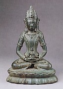 Seated Amitāyus, the Buddha of Eternal Life
