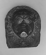 Relief Plaque of Hindu Deity, Probably Processional: Face of Varaha