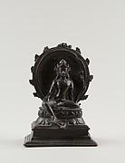 Vajrapani, the Thunderbolt-Bearing Bodhisattva