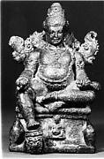 Seated Kuvera