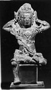 Seated Divinity with Large Vajra