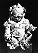 Seated Male with Vajra