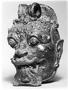 Pellett Bell in the Form of a Human Head