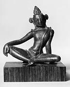 Seated Maitreya